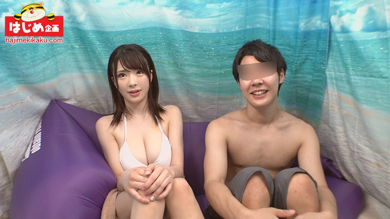 水着美女と素股オイルマッサ!快楽に負けて中出しされるエロ画像2